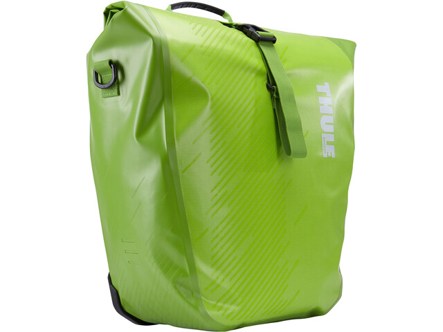 Thule Pack'n Pedal Shield Cykeltaske L, chartreuse